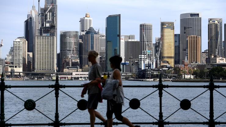 Australia weszła w najgłębszą recesję od lat 30. XX wieku