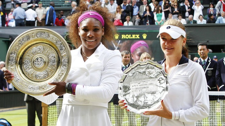 Radwańska: Finał Wimbledonu z 2012 roku pamiętam jakby to było tydzień temu