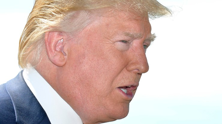 """Trump nie odwołał ataku na Iran, lecz """"na razie go wstrzymał"""""""