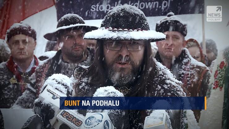 """""""Raport"""": Góralskie Veto - bunt na Podhalu"""