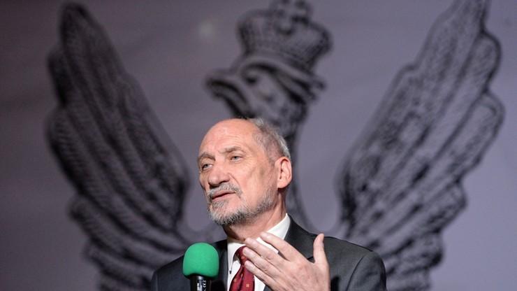 Macierewicz: nie odbudujemy Polski bez zwycięstwa w wyborach samorządowych