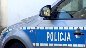 Strzały podczas policyjnego pościgu. Ranny 14-latek