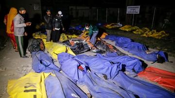 """Rośnie liczba ofiar tsunami w Indonezji. """"Może sięgać kilku tysięcy"""""""