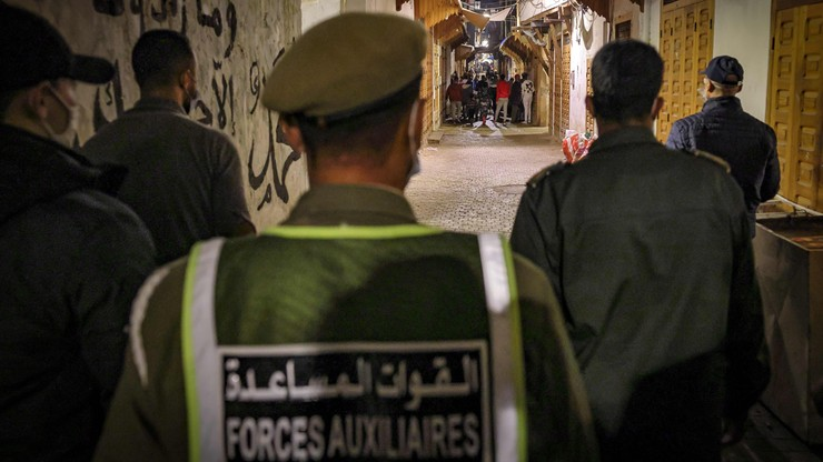 Maroko. Godzina policyjna i ograniczenia związane z COVID-19 także dla turystów