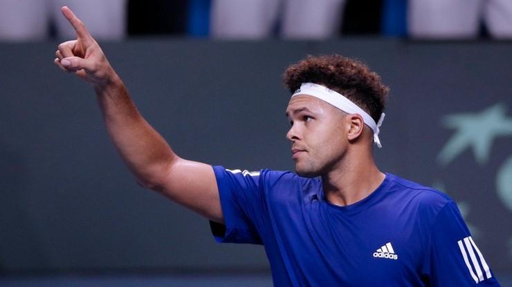 ATP w Rzymie: Tsonga - Fognini. Transmisja na Polsatsport.pl