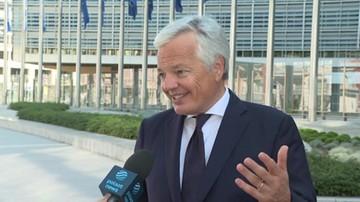 Komisarz UE: ze strony polskich władz nie ma intencji wypełnienia wyroków TSUE