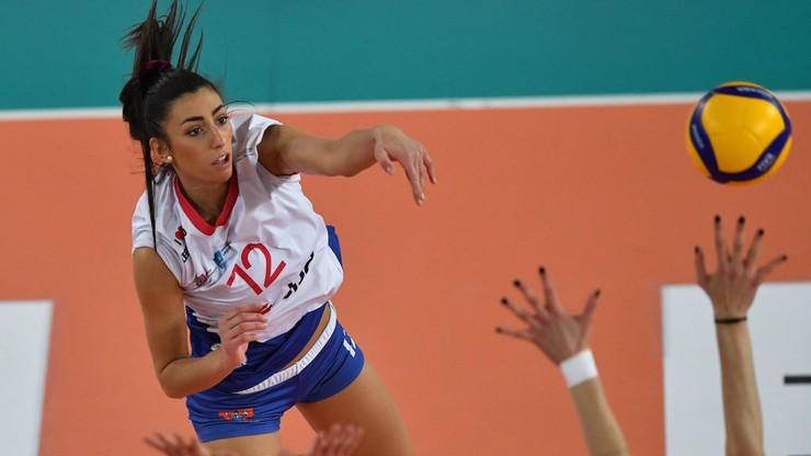 Olga Strantzali zmieniła włoski klub na mistrza Polski