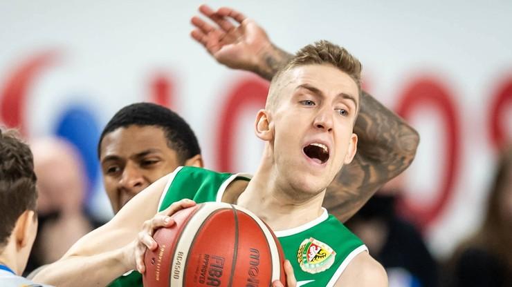 Ekstraklasa koszykarzy: Szlachetka pierwszym wzmocnieniem Trefla