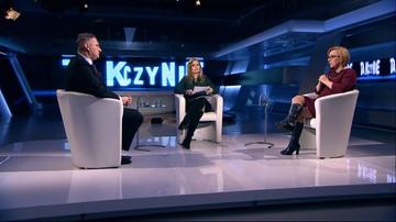 """Hennig-Kloska tłumaczy, dlaczego Kaczyński """"stracił kontakt z rzeczywistością"""""""