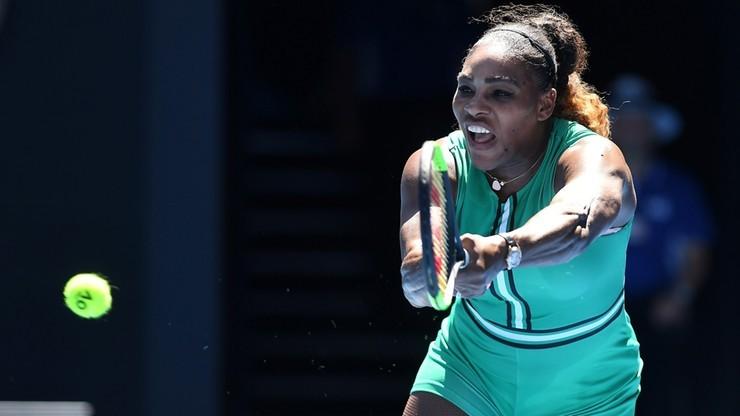 WTA w Indian Wells: Williams narzekała na zawroty głowy i skrajne wyczerpanie