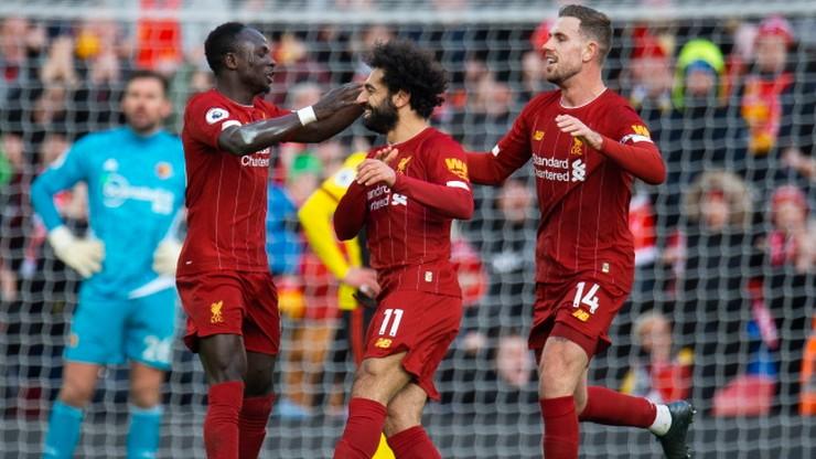 Piłkarze Liverpoolu obejrzą mecz swojej drużyny... w telewizji
