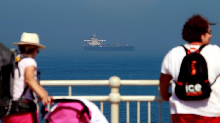 Gibraltar odrzucił wniosek USA o skonfiskowanie irańskiego tankowca