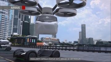 Inteligentna kurtka, latające samochody i telefon, który jest komputerem. Wysyp nowych gadżetów