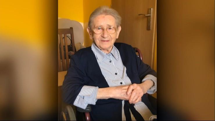 Pani Teresa opuściła szpital. 103-latka najstarszym ozdrowieńcem w Polsce