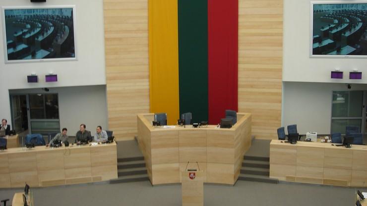 Premier Litwy: jest szansa na legalizację oryginalnej pisowni polskich nazwisk