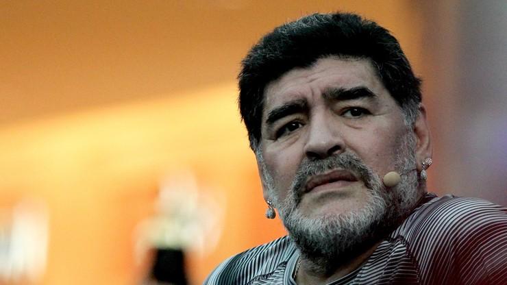 Maradona jest ciężko chory! Konieczna pilna operacja