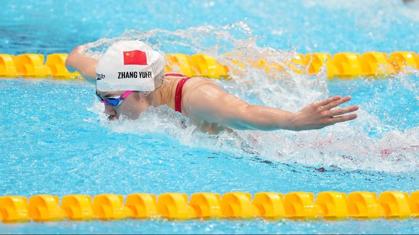 Tokio 2020: Rekord świata w sztafecie 4x200 m st. dowolnym! Chiny ze złotym medalem