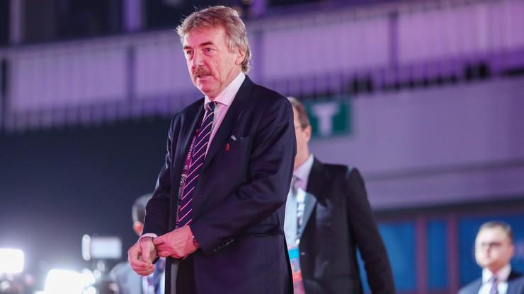 Boniek skomentował losowanie Ligi Narodów