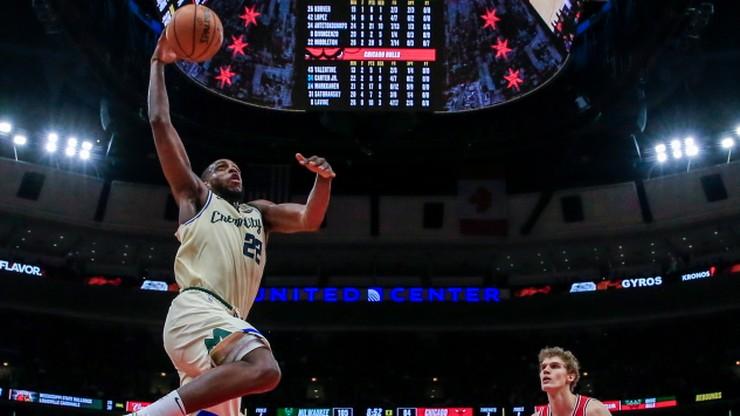 NBA: Udany początek roku dla Bucks i Lakers