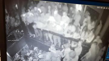 Starcia z policją w klubie w Rybniku. Właściciele ujawniają nagrania