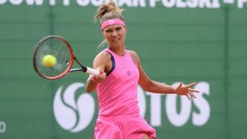 WTA w Bogocie: Katarzyna Piter kolejną Polką w drugiej rundzie debla