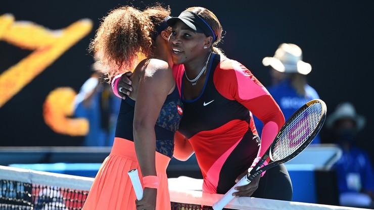Australian Open: Serena Williams dalej bez 24. tytułu wielkoszlemowego. Naomi Osaka zagra w finale