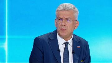 Karczewski: klasa średnia, płacąc wyższe podatki, i tak będzie zarabiać więcej