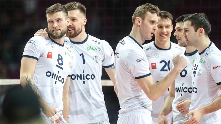 ONICO Warszawa - Aluron Virtu Warta Zawiercie. Transmisja w Polsacie Sport
