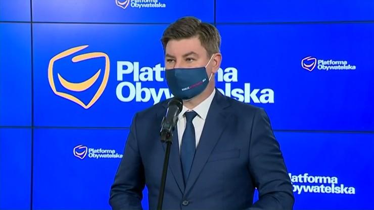 """Platforma Obywatelska zaprezentuje wizję """"Bezpiecznej Polski"""""""