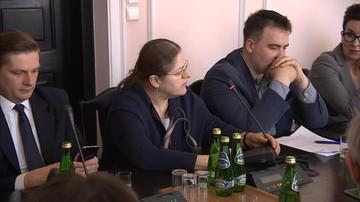 Pawłowicz o Gasiuk-Pihowicz: bez obrażania kogokolwiek nie potrafi po prostu mordy swojej otworzyć