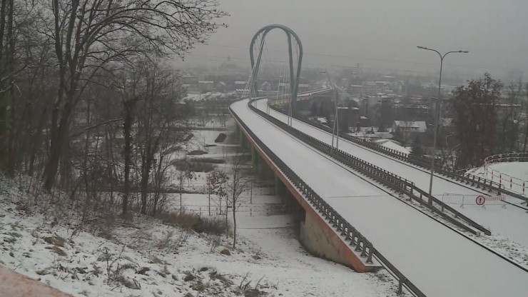 Zamknięty Most Uniwersytecki w Bydgoszczy. Radni PiS chcą kontroli NIK