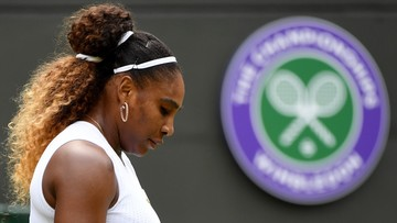 Siedmiokrotna zwyciężczyni Wimbledonu dostała 10 tys. dol. grzywny. To kara za uszkodzenie trawy