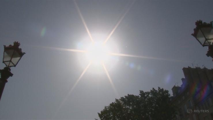 Fala gorąca rozlała się po Europie. W Niemczech padł rekord