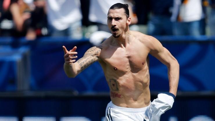 Ibrahimovic: Pierwszy sezon w MLS był rozgrzewką