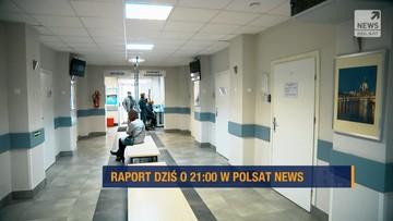 """Nowe objawy Covid-19. Jak rozpoznać koronawirusa? """"Raport"""" o 21:00"""