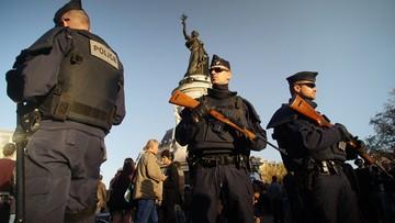 Świąteczna mobilizacja policji we Francji. Powodem wysokie zagrożenie terrorystyczne