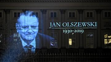 Dwudniowe uroczystości pogrzebowe Jana Olszewskiego. Były premier spocznie na Powązkach Wojskowych