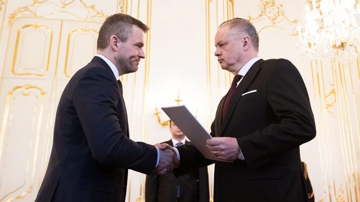 Słowacki parlament zawiesił debatę ws. wotum zaufania dla rządu