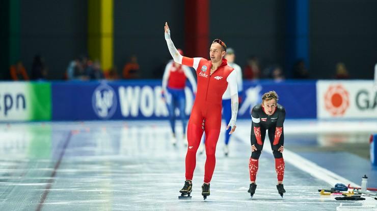 """Pekin 2022: Zbigniew Bródka wraca do sportu. """"Z myślą o igrzyskach"""""""