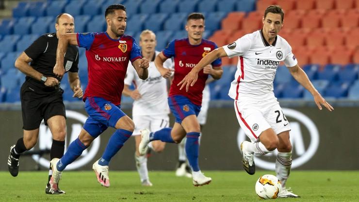 Liga Europy: Piłkarze FC Basel również w rewanżu lepsi od Eintrachtu Frankfurt
