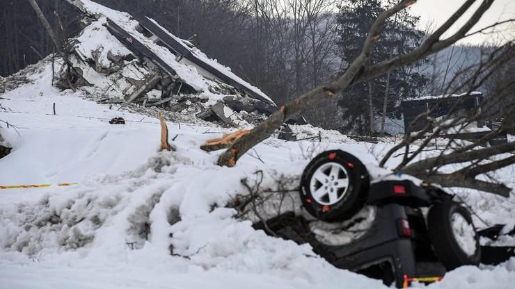 """""""Komisja regularnie ostrzegała przed lawinami, ale rozwiązano ją"""". Włoskie media po katastrofie w Abruzji"""