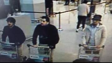 Trwają poszukiwania podejrzanego mężczyzny. Państwo Islamskie przyznało się do ataków w Brukseli