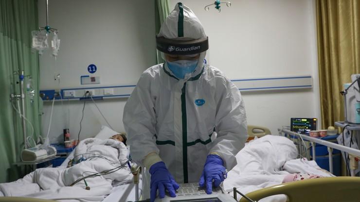 722 ofiary śmiertelne koronawirusa w Chinach. W tym pierwszy obywatel USA