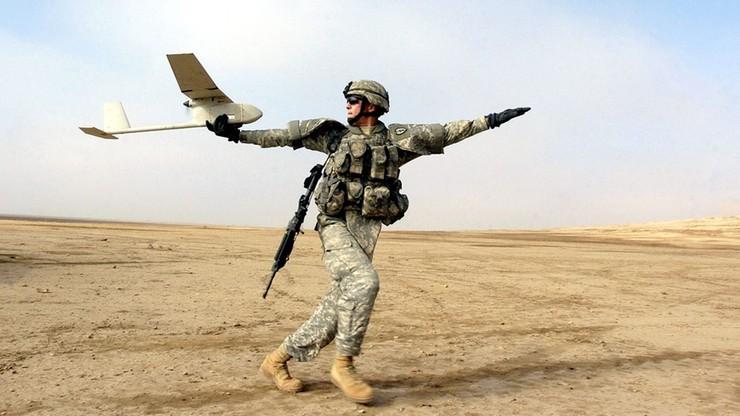 Postępowanie na mikrodrony dla wojska unieważnione. Były za drogie
