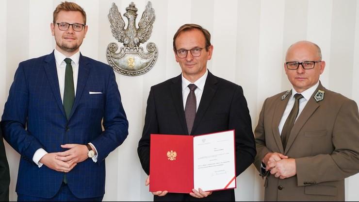 Poseł Solidarnej Polski Edward Siarka nowym wiceministrem środowiska
