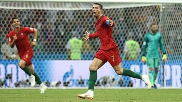 Hat-trick Ronaldo na stadionie w Soczi! Remis Portugalii z Hiszpanią w hicie mundialu