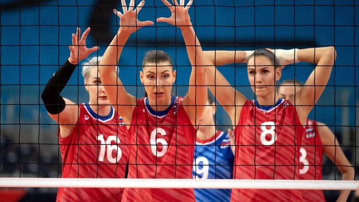 Liga Narodów siatkarek: USA - Rosja. Relacja i wynik na żywo