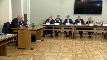 Komisja śledcza ds. Amber Gold. Komendant miejski policji w Gdańsku: nie zgłaszano mi problemów z dochodzeniem