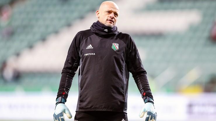 Kowalewski odchodzi ze sztabu Legii Warszawa, ale zostaje w klubie