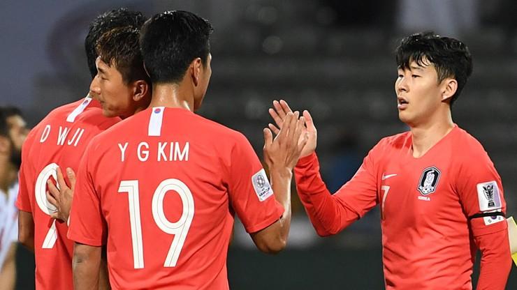 Puchar Azji: Korea Południowa i Katar uzupełniły grono ćwierćfinalistów